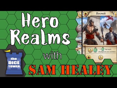 Hero Realms Deck-building Game | Hero Realms is a Fantasy