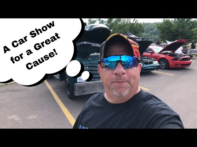 Walmart 2nd Annual Car Show for Children's Miracle Network