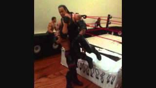 vuclip Royal Rumble 2011 Part 3 of 4 Undertaker vs Kane Casket Match
