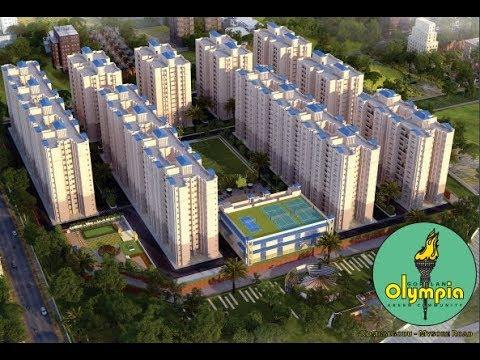 Eco-friendly Luxury apartments in bangalore,Gopalan Olympia