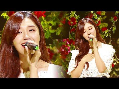 《Solo Debut》 Jeong Eun Ji(정은지) - Hopefully Sky(하늘바라기) @인기가요 Inkigayo 20160424