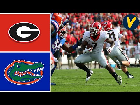 #8 Georgia Vs #6 Florida Highlights | Week 10 | College Football 2019