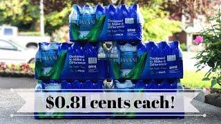 $0.81 Dasani! // Walgreens couponing // Deals this week //Freebies