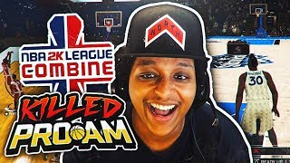 NBA 2K LEAGUE KlLLED PRO-AM...