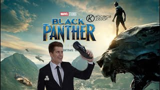 Смотреть #Косяковобзор «Чёрная пантера» онлайн