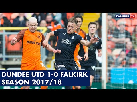 Highlights - Dundee United 1-0 Falkirk