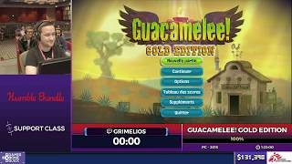 Guacamelee! Gold Edition by Grimelios in 1:15:22 - SGDQ2017 - Part 9