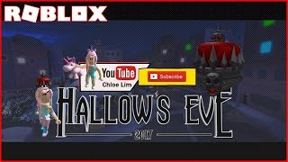 Hallow's Eve 2017 A Tale of Lost Souls | ROBLOX