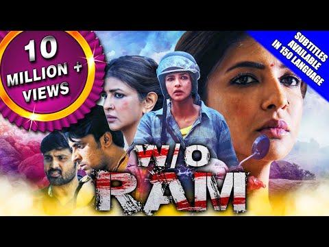 W/O Ram (Wife Of Ram) 2019 New Released Hindi Dubbed Full Movie | Lakshmi Manchu, Samrat Reddy