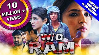 W/O Ram (Wife Of Ram) 2019 New Released Hindi Dubbed Full Movie | Lakshmi Manchu, Samrat Reddy