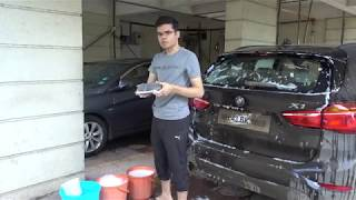 How to Wash Car | Two Bucket Method | Sonax | Autozeel.com
