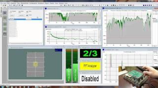 Hammer Modal Test of Hard Drive Using B&K Pulse-Part 1