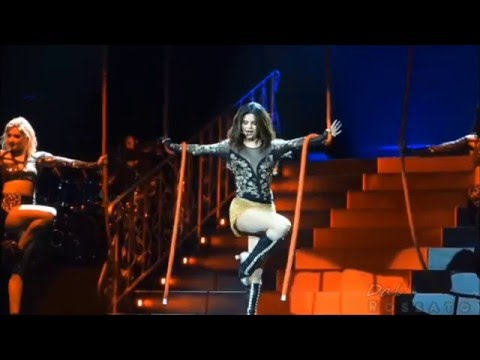 Selena Gomez - Whiplash (DVD Live)