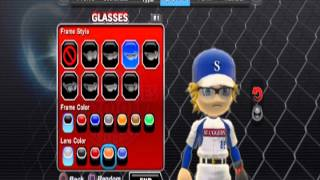 Little League World Series Baseball 2010 Ep.1 Creation