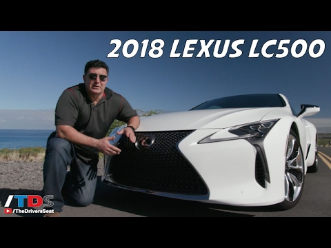 2018 Lexus LC500 Review Anything but boring