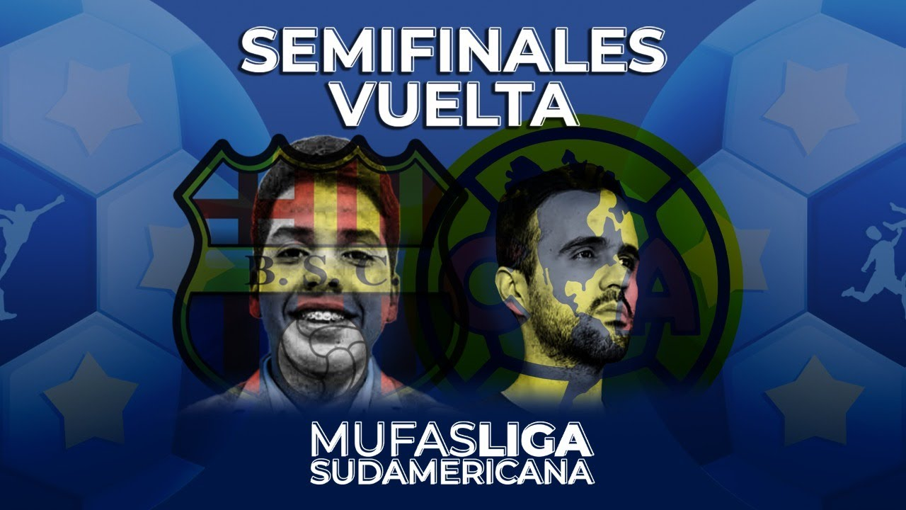 BARCELONA SC vs AMÉRICA | Semifinal vuelta Mufasliga | ¡POR EL PASE A LA FINAL!   🦅🇲🇽