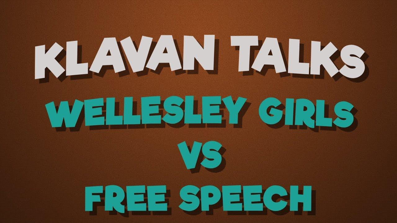 Wellesley Girls vs. Free Speech