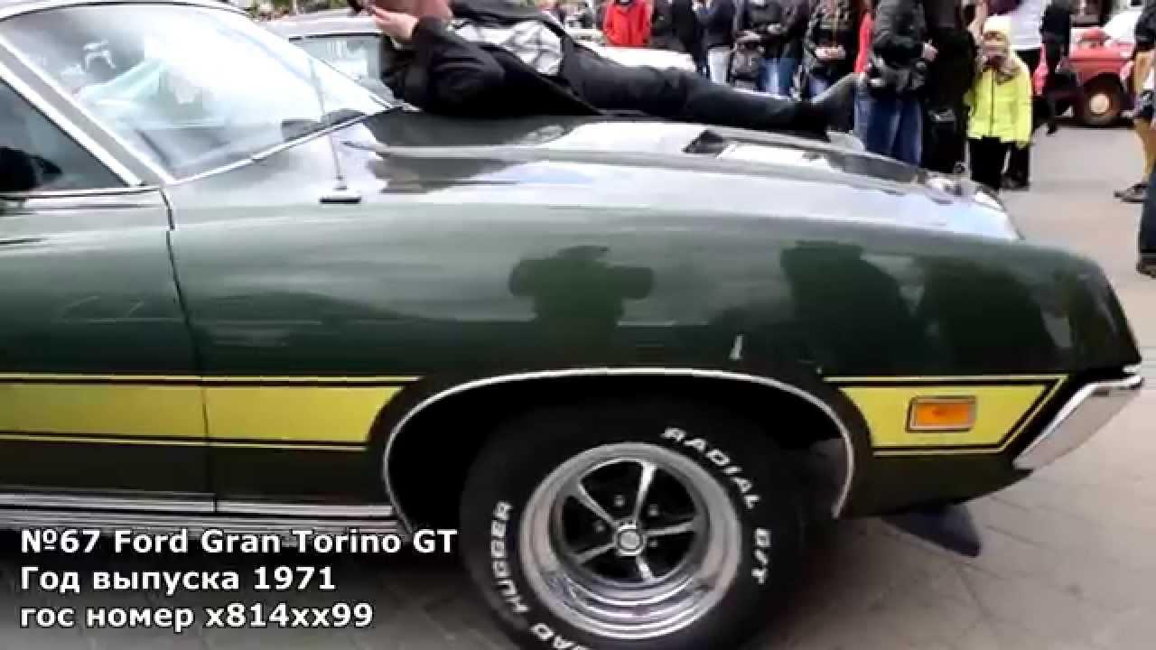 2015 67 ford gran torino gt 1972 x814xx99