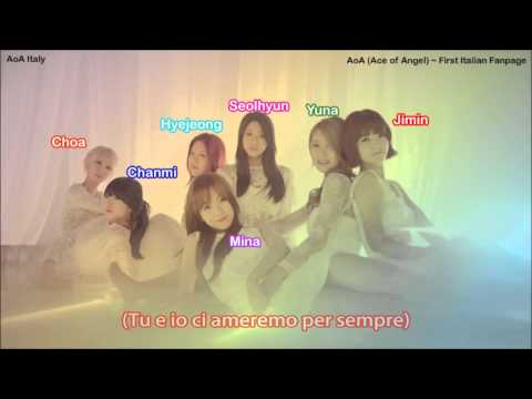 [AoA Italy] We Belong Together (Yours, Mine) - Sub Ita