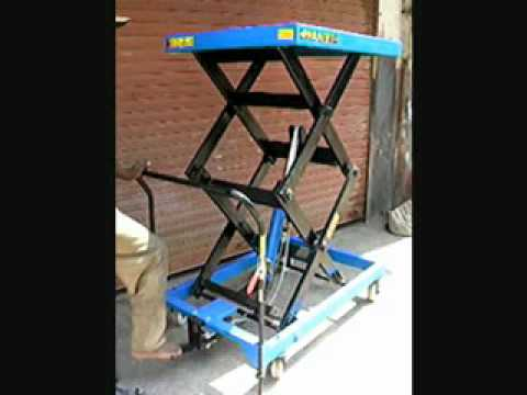 Tadono Scissor Lift Manual
