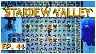 Stardew Valley - Ep. 44 - Winter Seeds! - Let's Play Stardew Valley Gameplay