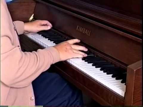 Gospel Piano - How Firm A Foundation