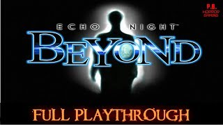 Echo Night Beyond | Full Playthrough | ** All 4 Endings ** Longplay Walkthrough No Commentary