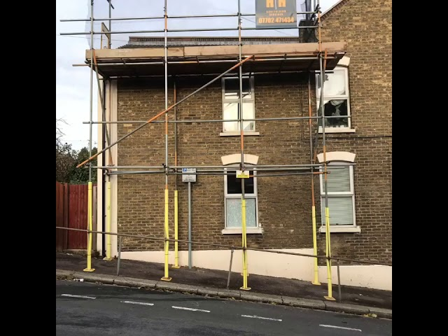 Looking for safe scaffolding in Medway, Kent?