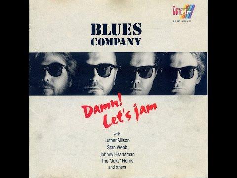 The Blues Company - Damn! Let's Jam (Full Album) (HQ) Mp3