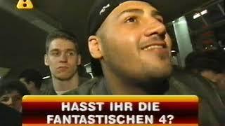 Rödelheim Hartreim Projekt gegen Rechts – Moses P & Thomas H, VIVA News 1994