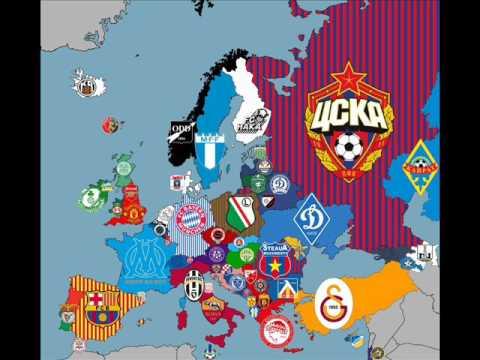 Europe Maps (European Countries)