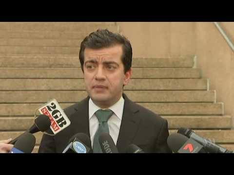 Sam Dastyari denies making South China Sea comments to please donors