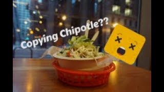 DOS TOROS - ANOTHER CHIPOTLE?