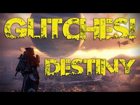destiny glitches on patrol the dreranaught xbox one