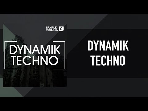 Sample Tools by Cr2 - Dynamik Techno (Sample Pack)