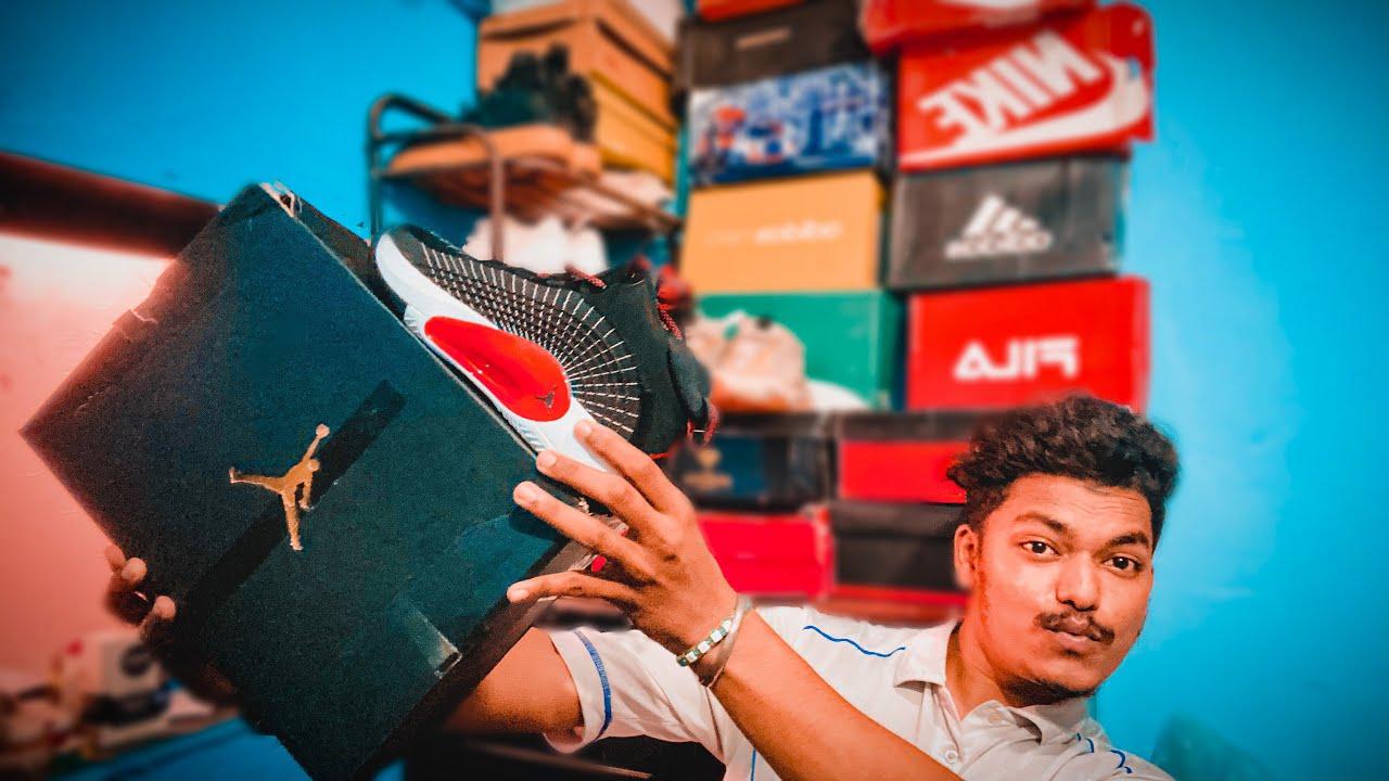 Unboxing My Dream Shoes    Nike Air Jordan jumpman 2021
