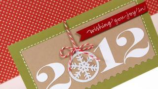 Friday Focus - 2012 (Ornament Card)