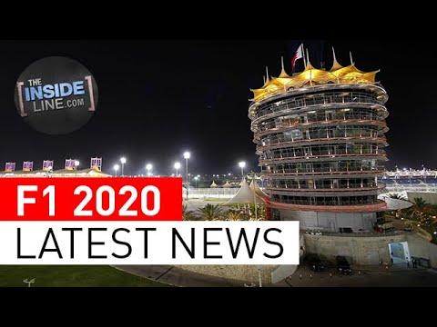 NEWS: Bahrain, Ferrari, Helmets, Zandvoort And More.