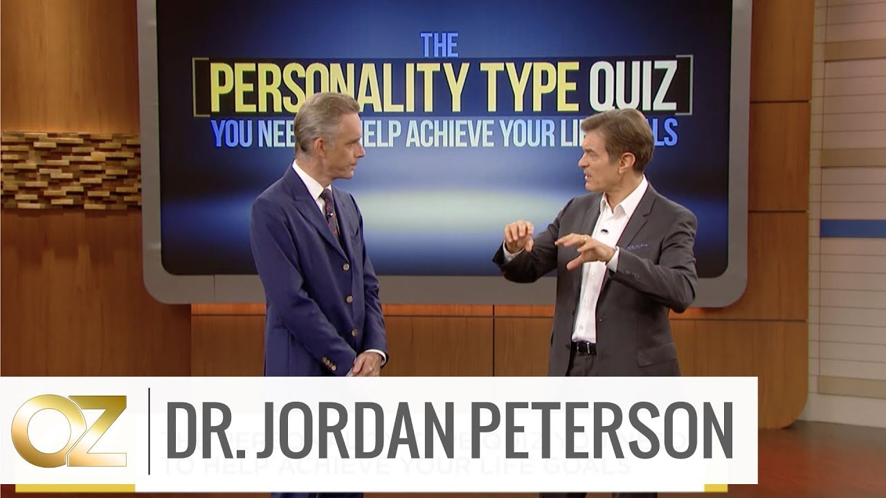 Dr  Jordan Peterson Shares a Quiz to Help You Accomplish Your Goals