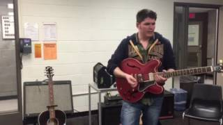 Rig Rundown - Andre Bisson Acoustic Show