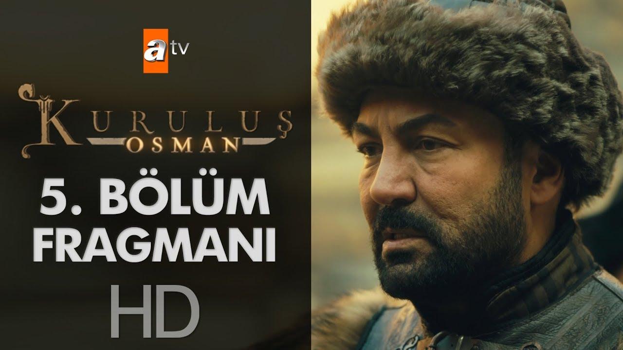 Download Kuruluş Osman 5. Bölüm Fragmanı