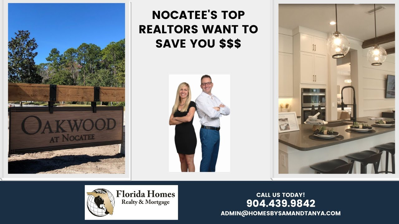 Homes for Sale in Oakwood at Nocatee