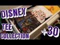 HUGE Disney Tee Shirt Collection!! June 2018