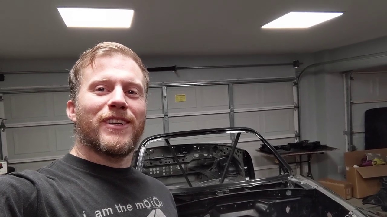 29Spec s2000 Build Update #1