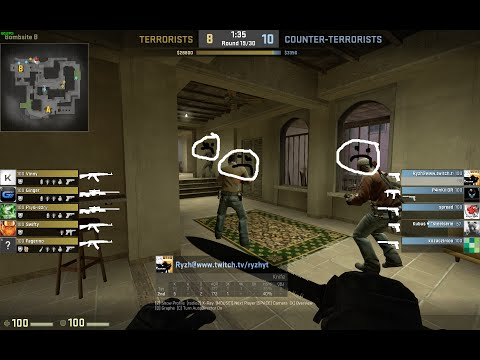Eco WARRIOR!!!!!!-CSGO