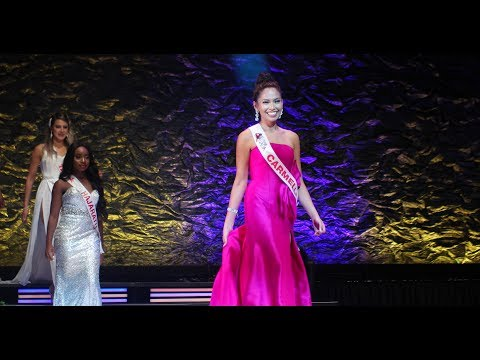 Miss Universe Canada 2019 Evening Gowns