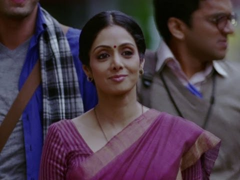 English Vinglish | Full Title Track (Female Version) | Sridevi