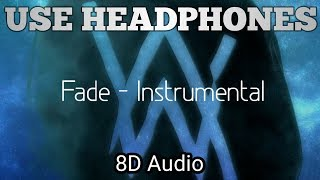 Скачать Alan Walker Faded Instrumental 8D Audio