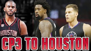 Why Trading Chris Paul HELPS the Clippers and WHAT IS NEXT for the Rockets thumbnail
