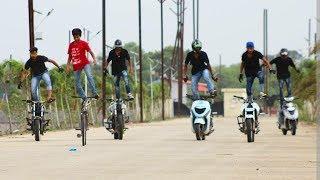 Best Ktm Stunts   Bike stunts   Ktm dike200   KTm Lover  Jabalpur   Virtual vloggers